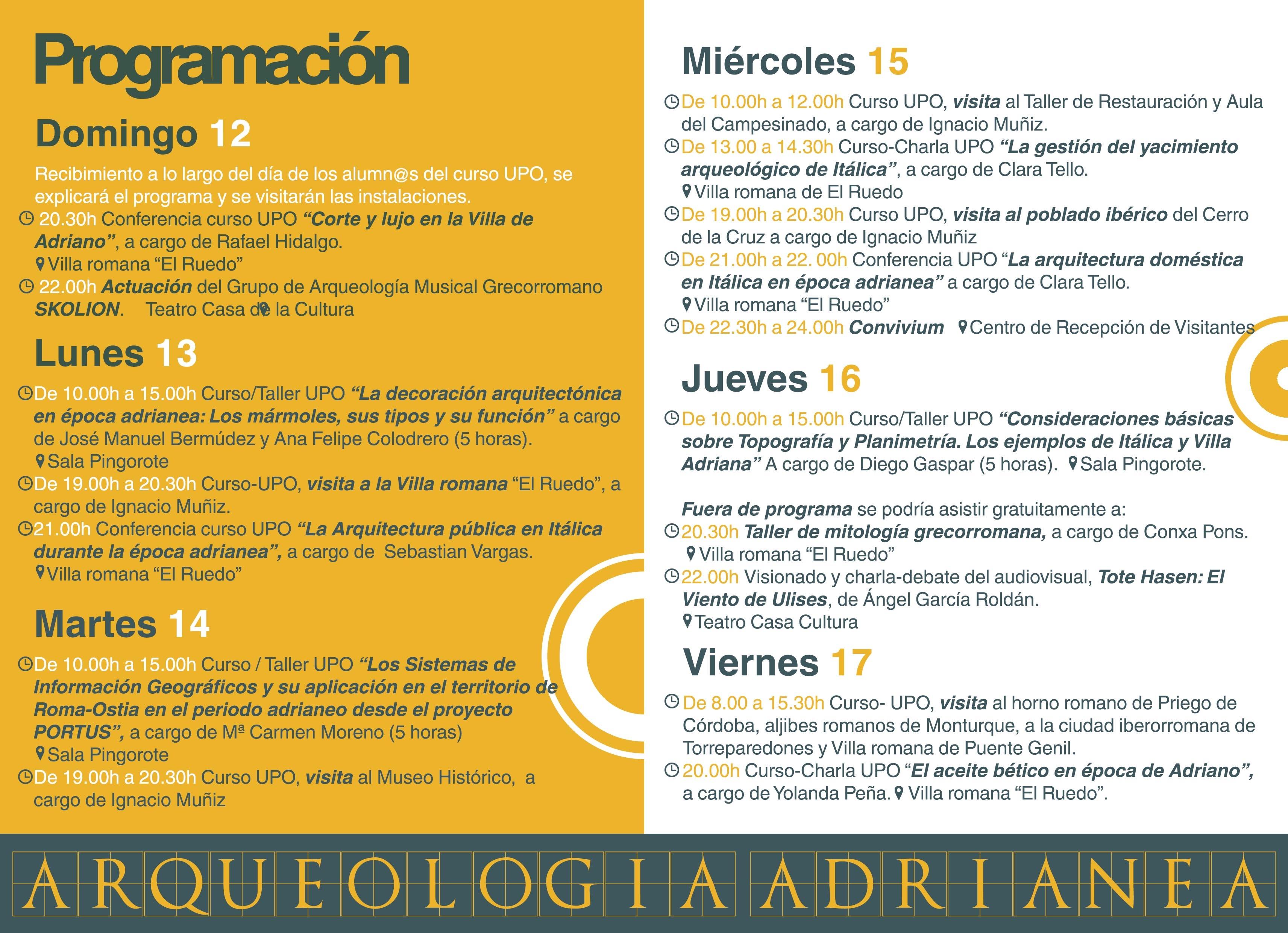 Programa Curso Arqueología Adrianea 1 def