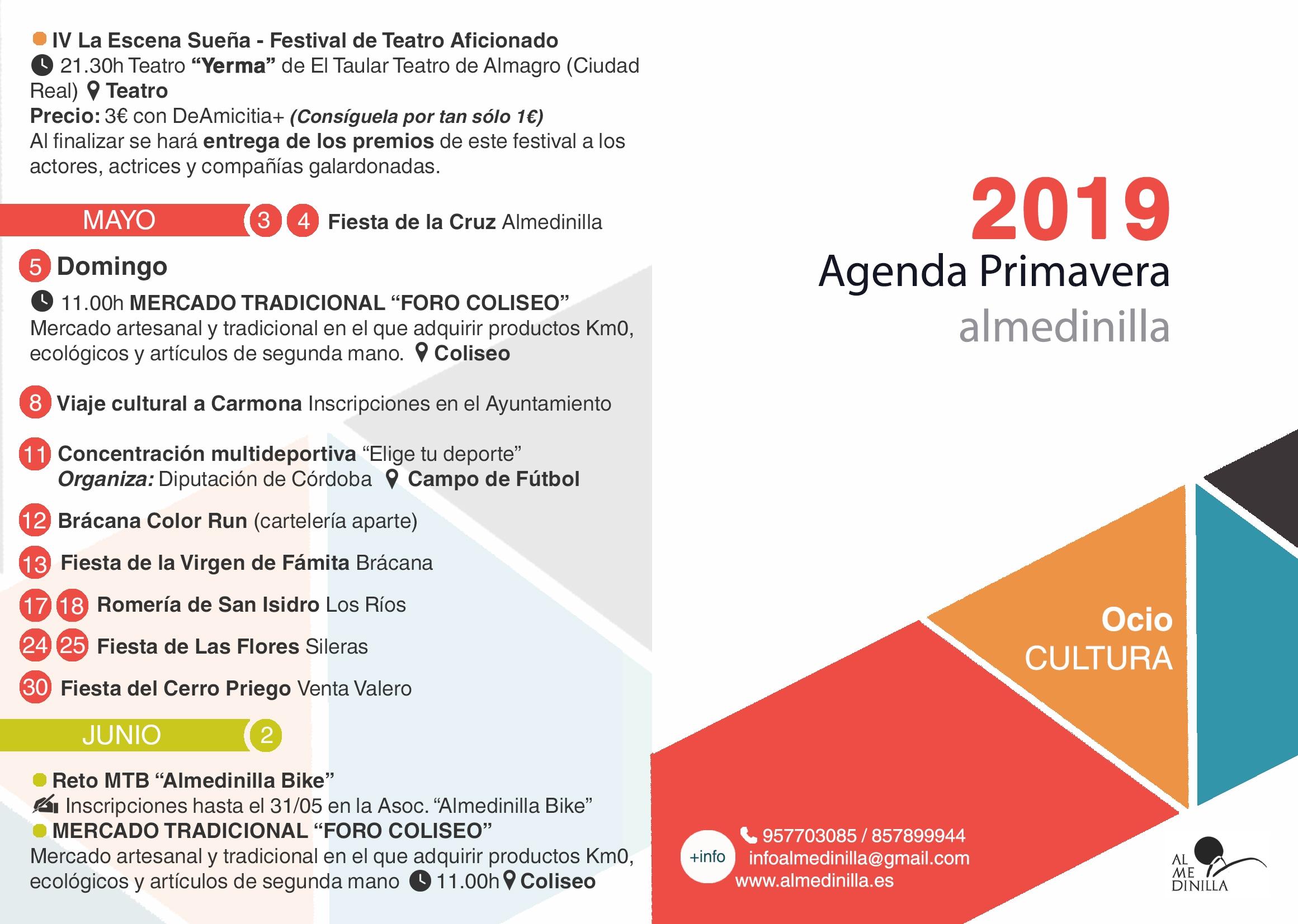 Agenda Primavera 2019-1